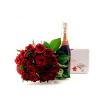 """Bouquet """"Elegance"""" & Gifts"""