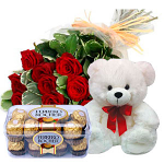 Bouquet Surprise Gifting